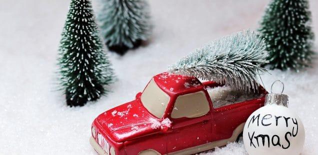 Et sikkert julegavehit - ting til bilen
