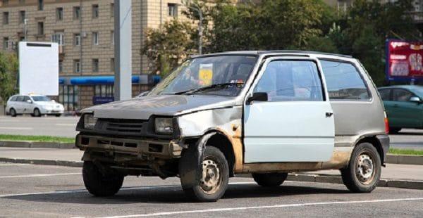 Når bilen har kørt sin sidste kilomet